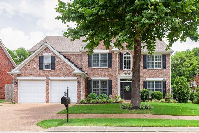 580 Crofton Park Lane, Franklin, TN 37069 (MLS #RTC2165595) :: The Helton Real Estate Group