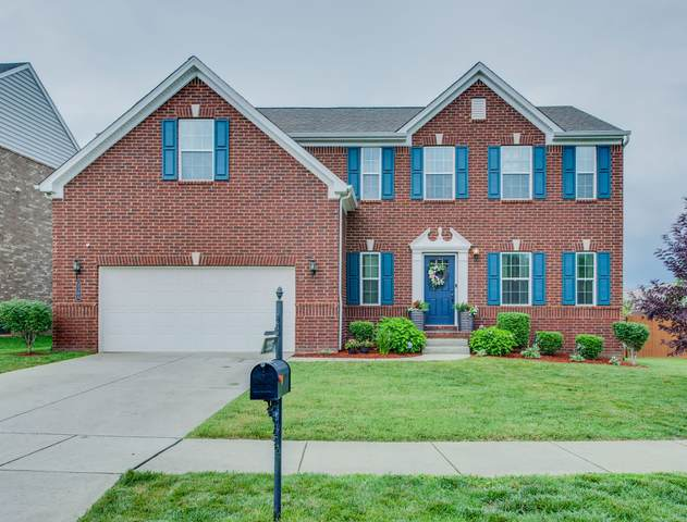 2385 Orchard St, Nolensville, TN 37135 (MLS #RTC2165642) :: Felts Partners