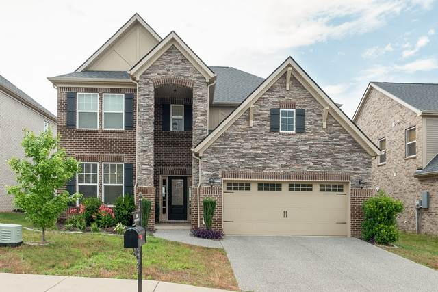 4980 Napoli Dr, Mount Juliet, TN 37122 (MLS #RTC2165666) :: Christian Black Team