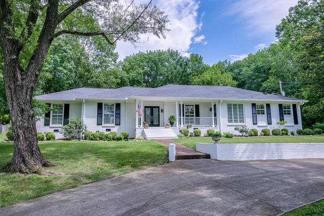 6430 Panorama Dr, Brentwood, TN 37027 (MLS #RTC2165717) :: Nashville on the Move