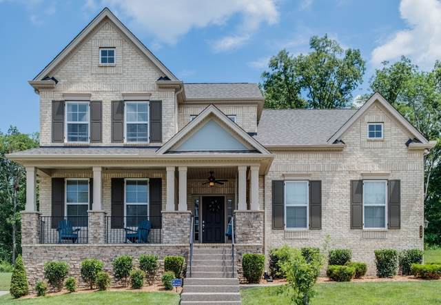 1229 Fallsworth Dr, Nolensville, TN 37135 (MLS #RTC2165718) :: Nashville on the Move