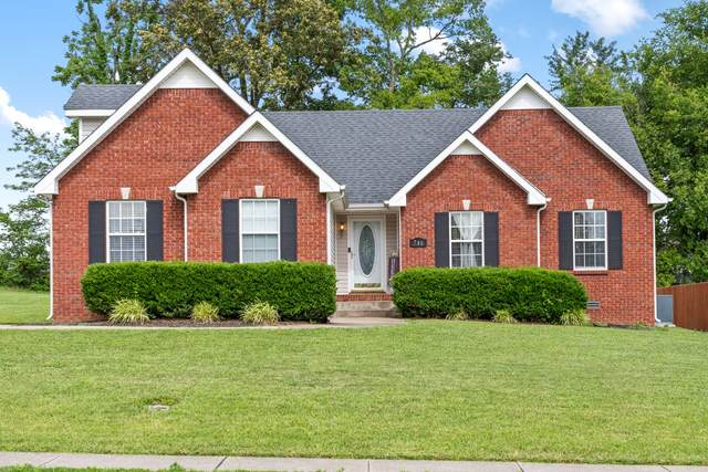 746 Gaine Lynn Dr, Clarksville, TN 37040 (MLS #RTC2165750) :: RE/MAX Homes And Estates