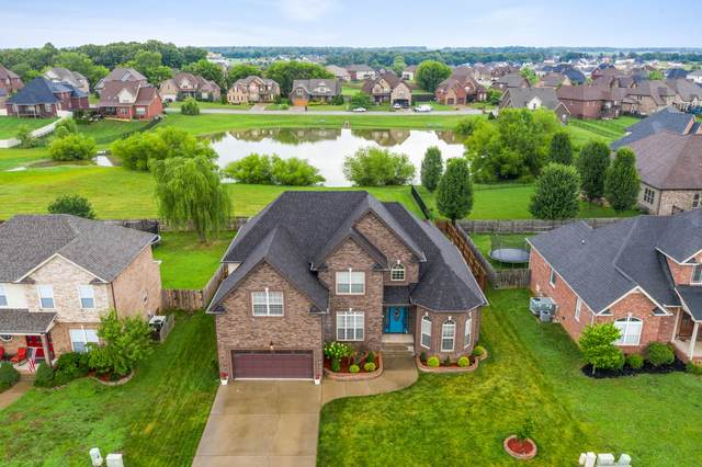 1533 Green Grove Way, Clarksville, TN 37043 (MLS #RTC2165801) :: The Miles Team | Compass Tennesee, LLC