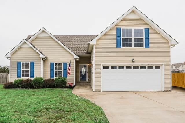 3864 Mackenzie Dr, Clarksville, TN 37042 (MLS #RTC2165815) :: John Jones Real Estate LLC