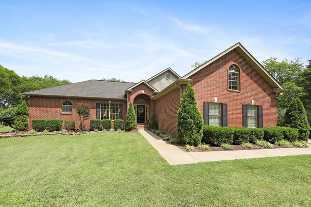 1208 Clinton Pl, Mount Juliet, TN 37122 (MLS #RTC2165826) :: The Group Campbell powered by Five Doors Network