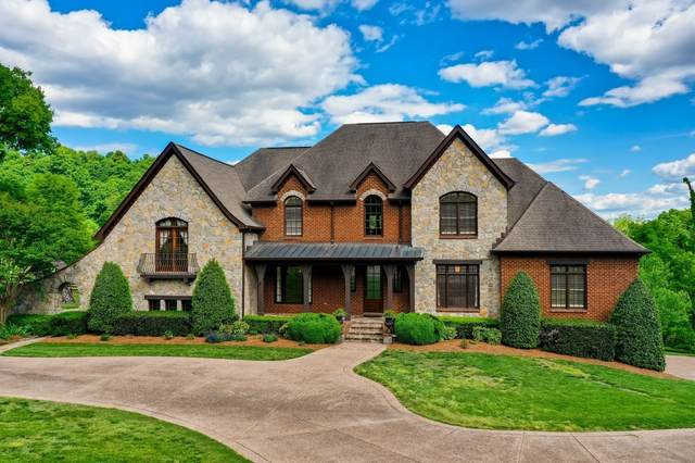 405 Lake Valley Drive, Franklin, TN 37069 (MLS #RTC2165831) :: HALO Realty
