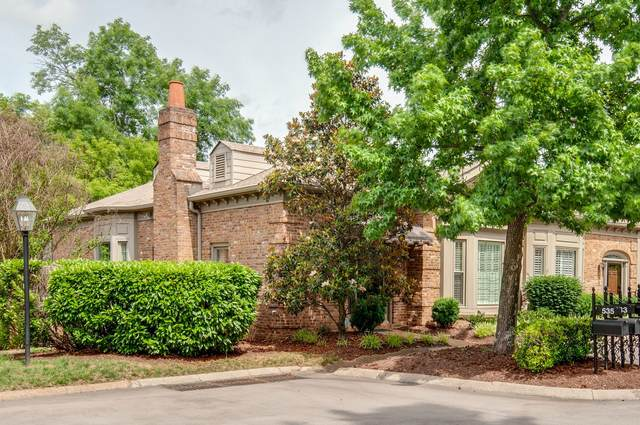 523 Armistead Pl, Nashville, TN 37215 (MLS #RTC2165868) :: The Miles Team | Compass Tennesee, LLC