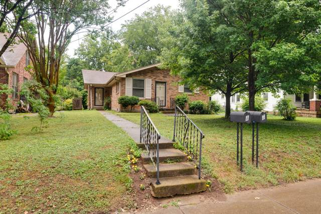 502 N 16th Street, Nashville, TN 37206 (MLS #RTC2165932) :: Benchmark Realty