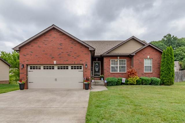 596 Anchor Court, Clarksville, TN 37043 (MLS #RTC2165942) :: RE/MAX Homes And Estates