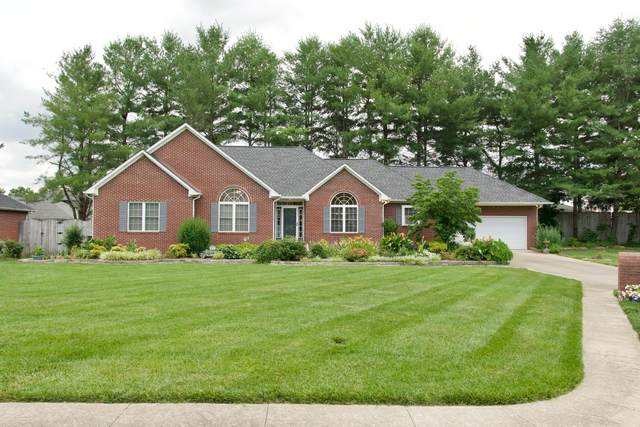 1105 Country Club Ct, Cookeville, TN 38501 (MLS #RTC2165966) :: The Miles Team | Compass Tennesee, LLC