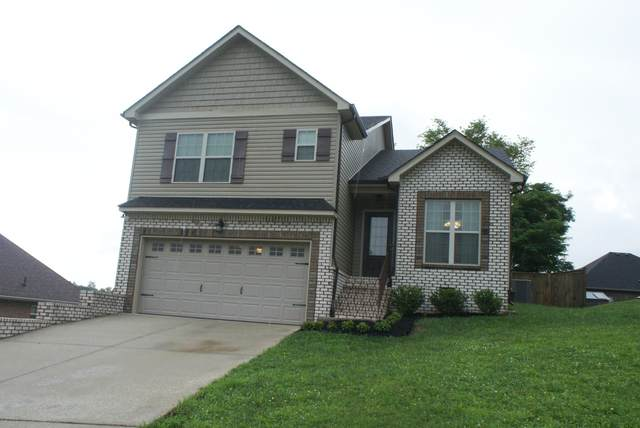 231 Wagoners Way, Westmoreland, TN 37186 (MLS #RTC2165970) :: The Milam Group at Fridrich & Clark Realty