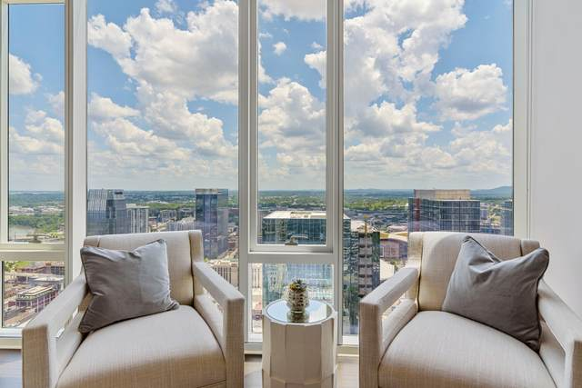 515 Church St. #3408, Nashville, TN 37219 (MLS #RTC2165980) :: Benchmark Realty