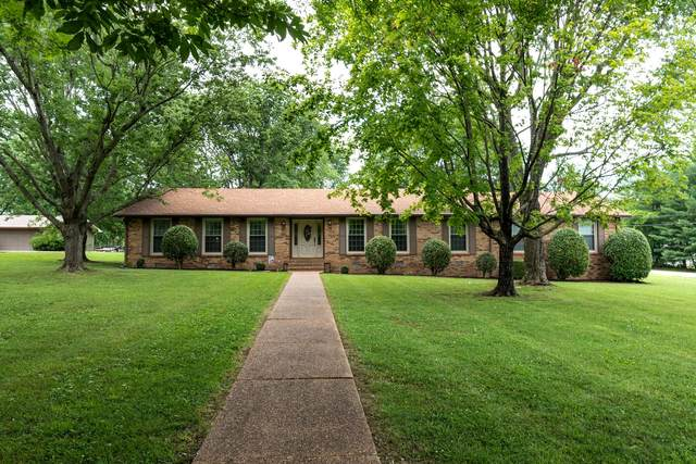 1919 Shenandoah Trl, Lebanon, TN 37087 (MLS #RTC2165997) :: Village Real Estate