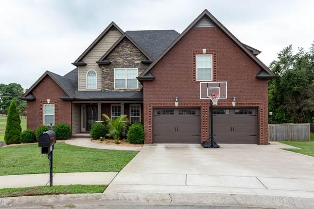 880 Pergola Court, Clarksville, TN 37043 (MLS #RTC2166003) :: Village Real Estate