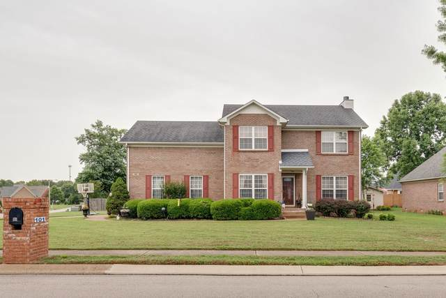 101 Candlewood Ct, Columbia, TN 38401 (MLS #RTC2166035) :: DeSelms Real Estate