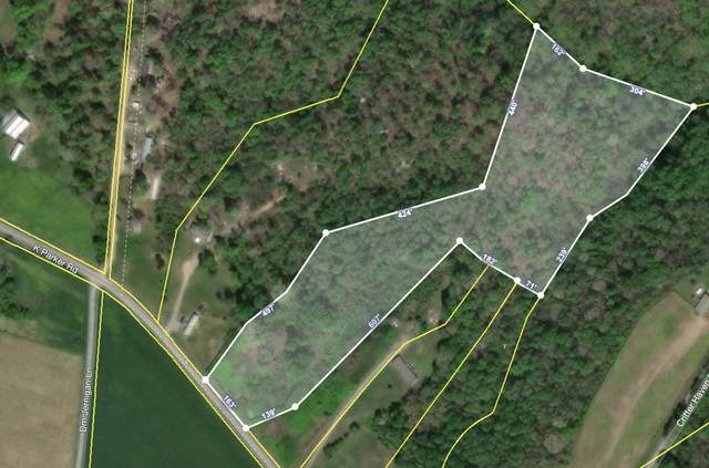 0 K Parker, Bradyville, TN 37026 (MLS #RTC2166046) :: Keller Williams Realty
