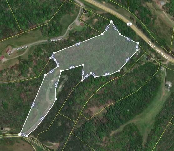 0 Mcminnville Hwy, Woodbury, TN 37190 (MLS #RTC2166056) :: John Jones Real Estate LLC