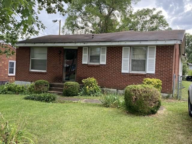 703 Bixler Ave, Madison, TN 37115 (MLS #RTC2166078) :: John Jones Real Estate LLC