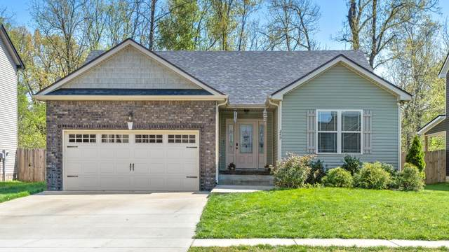 249 Azalea Dr, Oak Grove, KY 42262 (MLS #RTC2166085) :: The Group Campbell powered by Five Doors Network