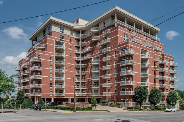 110 31st Ave N #801, Nashville, TN 37203 (MLS #RTC2166097) :: DeSelms Real Estate