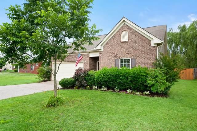 1010 Prince St, Spring Hill, TN 37174 (MLS #RTC2166106) :: John Jones Real Estate LLC