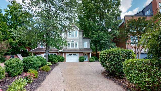 3323 Love Circle, Nashville, TN 37212 (MLS #RTC2166133) :: Ashley Claire Real Estate - Benchmark Realty