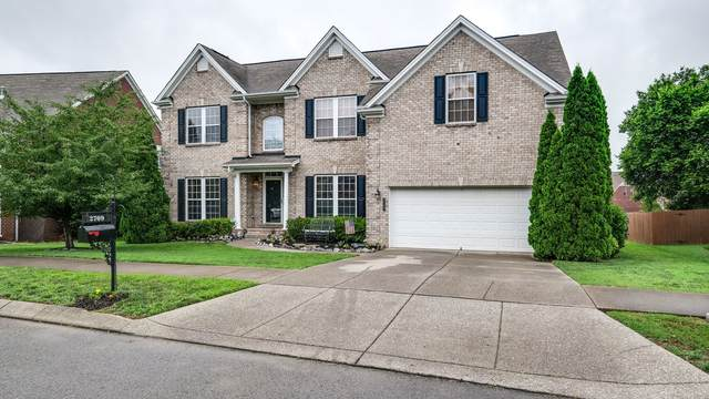 2709 Water Ln, Nolensville, TN 37135 (MLS #RTC2166138) :: Nashville on the Move