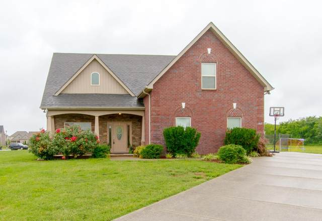 1419 Davy Crockett Dr, Murfreesboro, TN 37129 (MLS #RTC2166152) :: FYKES Realty Group