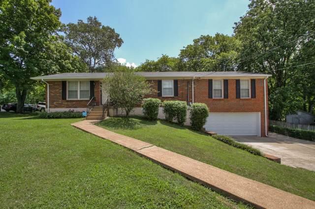 208 Monticello Ave, Goodlettsville, TN 37072 (MLS #RTC2166177) :: Nashville on the Move