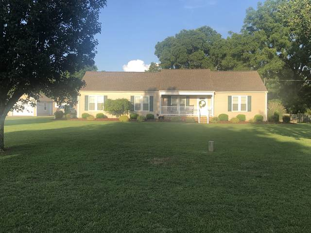 40 Shackelford Rd, Loretto, TN 38469 (MLS #RTC2166187) :: The Group Campbell powered by Five Doors Network