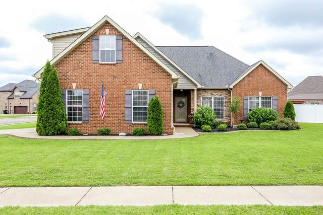 1730 Splash Pl, Murfreesboro, TN 37130 (MLS #RTC2166255) :: John Jones Real Estate LLC