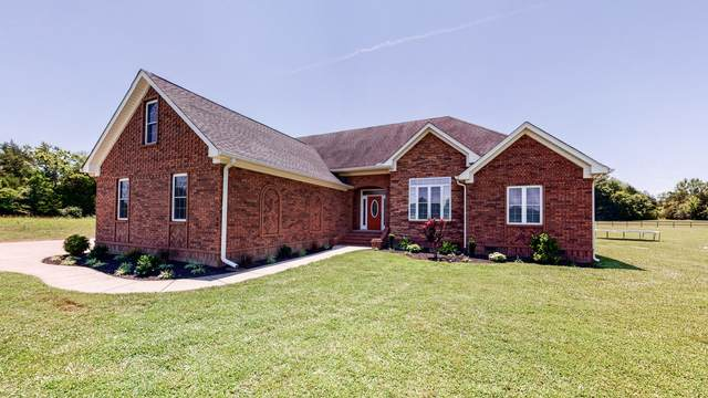 407 Coleman Hill Rd, Rockvale, TN 37153 (MLS #RTC2166267) :: John Jones Real Estate LLC