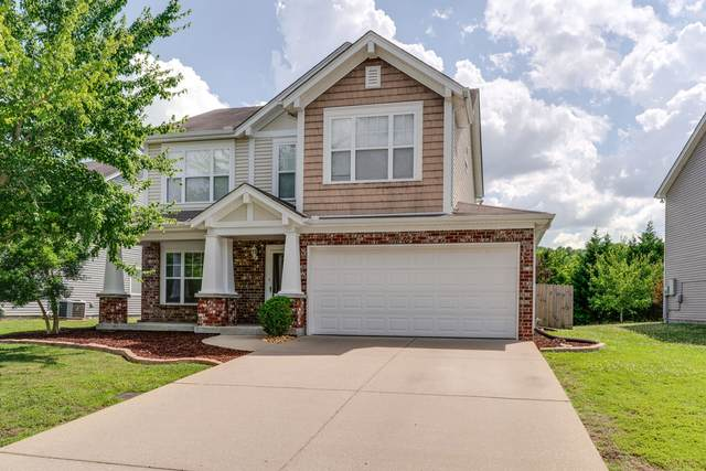 112 Ivy Hill Ln, Goodlettsville, TN 37072 (MLS #RTC2166275) :: Michelle Strong