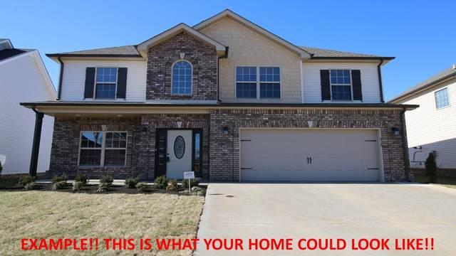 406 Autumn Creek, Clarksville, TN 37042 (MLS #RTC2166280) :: John Jones Real Estate LLC