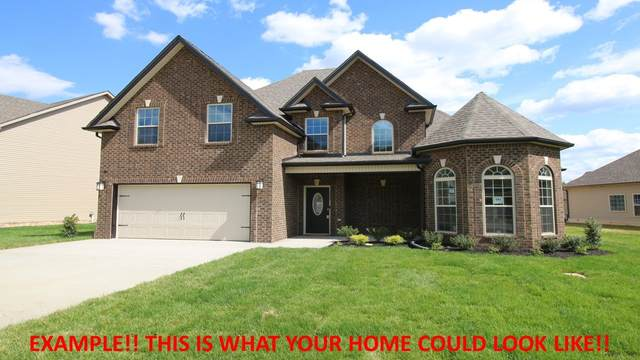 269 The Groves At Hearthstone, Clarksville, TN 37040 (MLS #RTC2166284) :: The Group Campbell powered by Five Doors Network