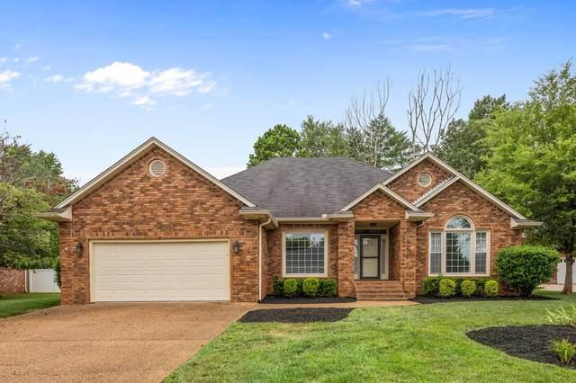 1814 Brighton Dr, Murfreesboro, TN 37130 (MLS #RTC2166309) :: John Jones Real Estate LLC