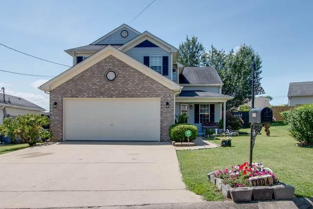 1804 Sea Oats Cv, Madison, TN 37115 (MLS #RTC2166320) :: John Jones Real Estate LLC