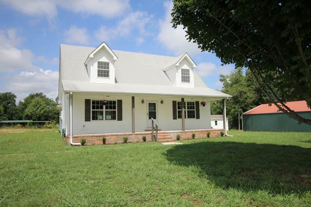 280 Thompson Rd, Shelbyville, TN 37160 (MLS #RTC2166331) :: HALO Realty
