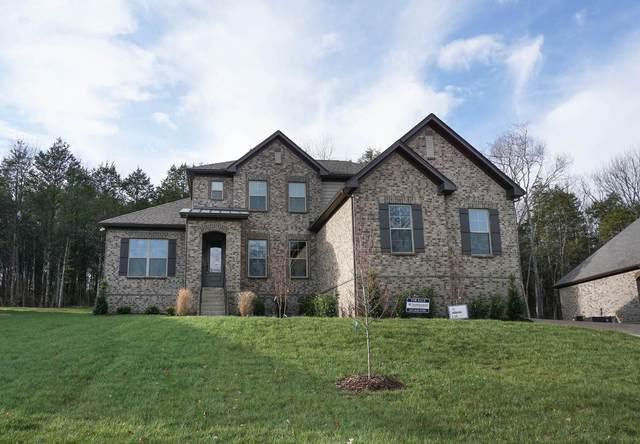 121 Watermill Lane Lot 119, Lebanon, TN 37087 (MLS #RTC2166354) :: Nashville on the Move
