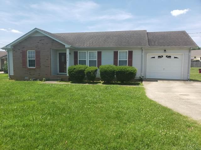 2414 Mccalls Way, Clarksville, TN 37042 (MLS #RTC2166366) :: FYKES Realty Group