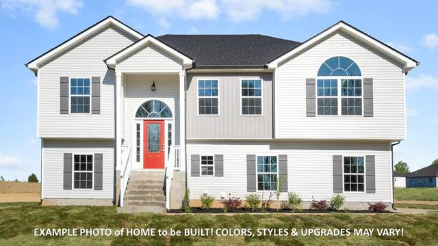 430 Liberty Park, Clarksville, TN 37042 (MLS #RTC2166391) :: Ashley Claire Real Estate - Benchmark Realty