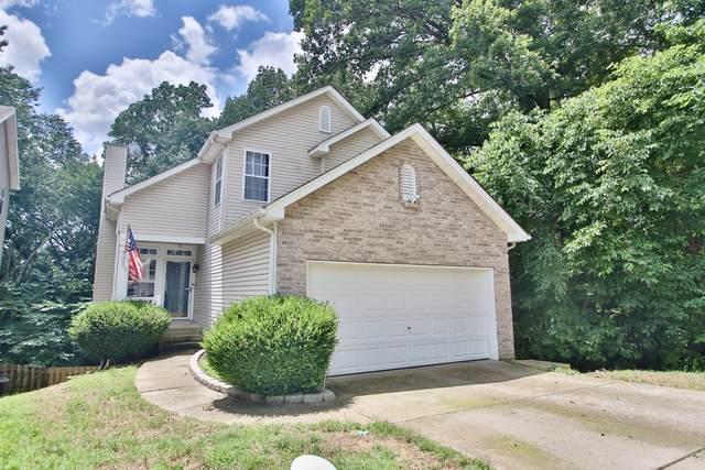3561 Glenfalls Dr, Hermitage, TN 37076 (MLS #RTC2166401) :: Village Real Estate