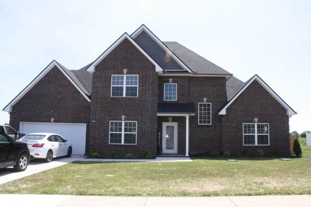 1009 Azalea Ct S, Ashland City, TN 37015 (MLS #RTC2166405) :: Nashville on the Move