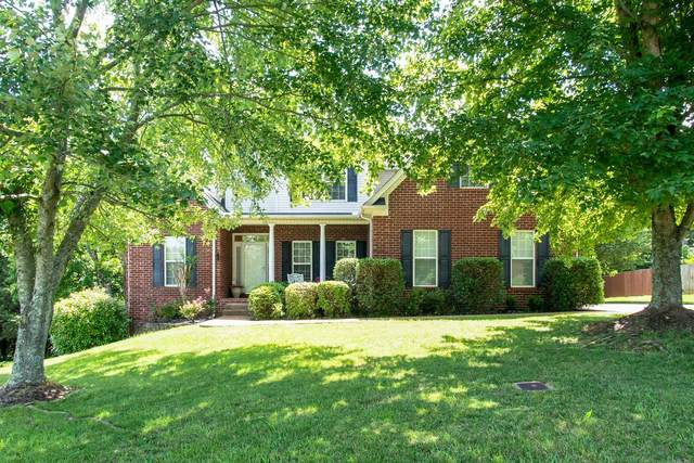 1139 Ben Hill Blvd, Nolensville, TN 37135 (MLS #RTC2166415) :: Michelle Strong