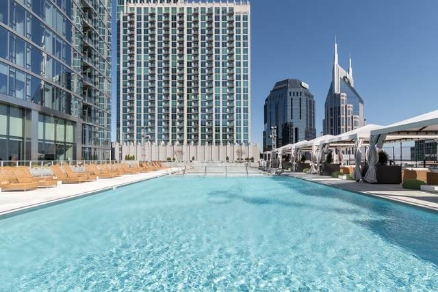 515 Church St #3008, Nashville, TN 37219 (MLS #RTC2166417) :: John Jones Real Estate LLC