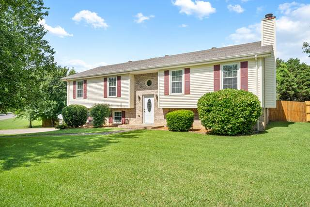 1403 Honeysuckle Ln, Clarksville, TN 37040 (MLS #RTC2166427) :: The Miles Team | Compass Tennesee, LLC
