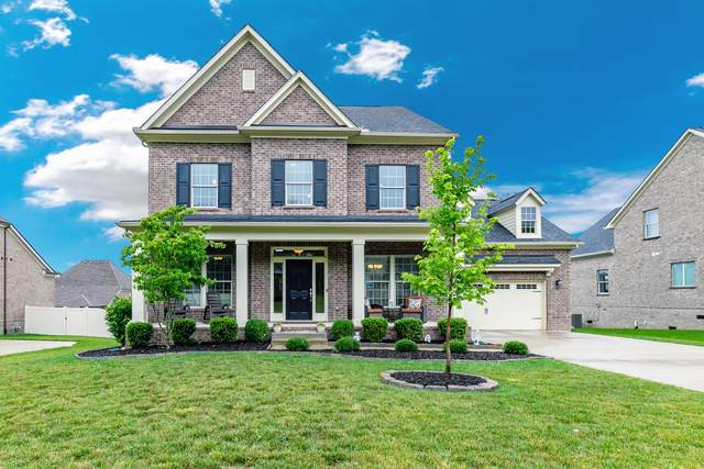707 Rain Meadow Ct, Spring Hill, TN 37174 (MLS #RTC2166448) :: Benchmark Realty