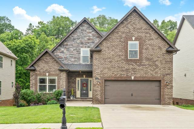 1615 Raven Rd, Clarksville, TN 37042 (MLS #RTC2166459) :: The Miles Team | Compass Tennesee, LLC