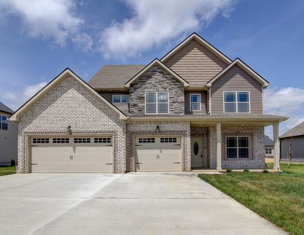 1075 Chagford Dr, Clarksville, TN 37043 (MLS #RTC2166461) :: RE/MAX Homes And Estates