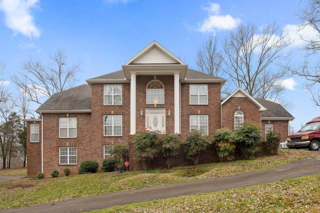 1007 Deer Branch Ln, Greenbrier, TN 37073 (MLS #RTC2166481) :: Nashville on the Move